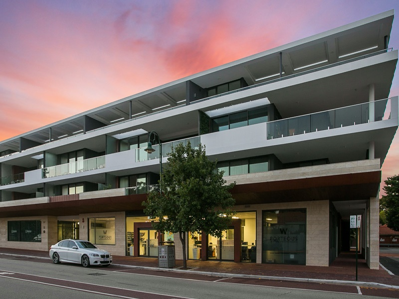 Dalkeith on Waratah Luxury Apartments