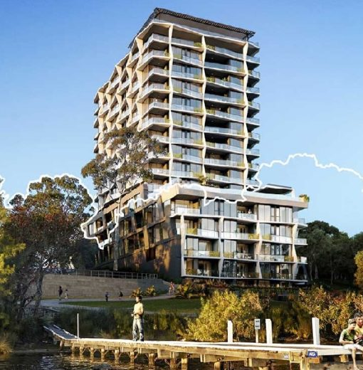 Parallel Apartments in Rivervale