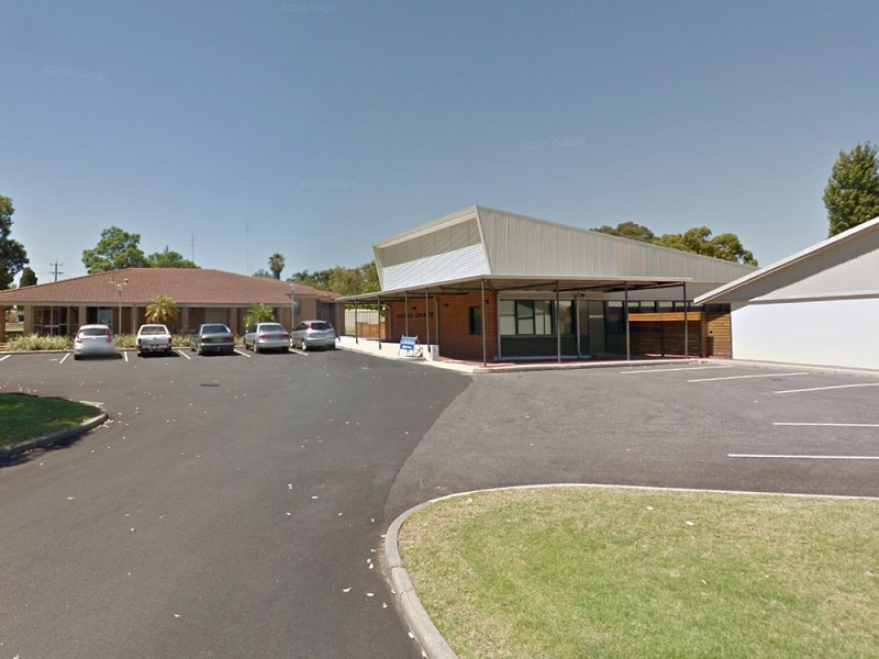 Waroona Shire Council building